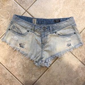 Volcom micro shorts
